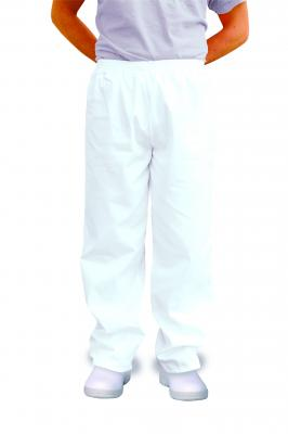 Nohavice biele