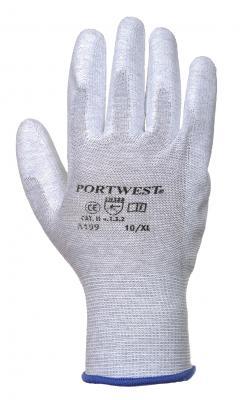 ANTISTATIC PALM rukavice máčané