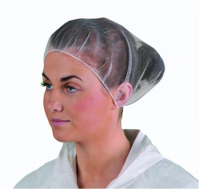 Jednorazová nylonová sieťka na vlasy, balenie (6000 ks)