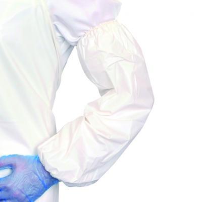 Jednorazový PVC rukávnik 0,15mm (balenie  500ks)