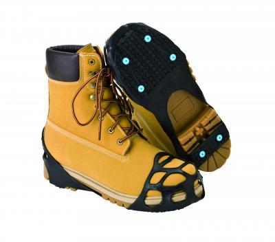 Protišmykové návleky na obuv pre nadmerné veľkosti obuvi