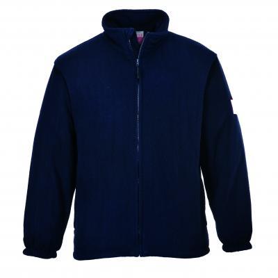 Antistatická nehorľavá fleece bunda FR30