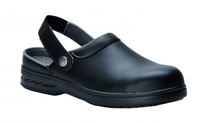 Bezpečnostná obuv Steelite™ Safety Clog SB AE WRU