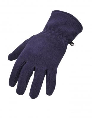 FLEECE rukavice textilné