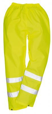 CANVAS PVC nohavice do dažďa reflexné