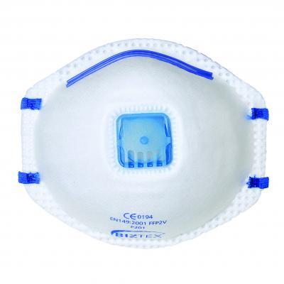 BIZTEX P201 FFP2 časticový respirátor (balenie 10KS)