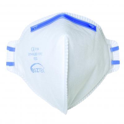 BIZTEX P250 FFP2 časticový respirátor(balenie 20ks)