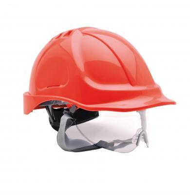 ENDURANCE PLUS VISOR PW54 bezpečnostná prilba