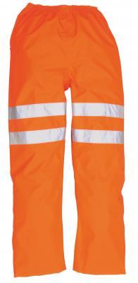 OXFORD W300D TRAFFIC nohavice do dažďa reflexné
