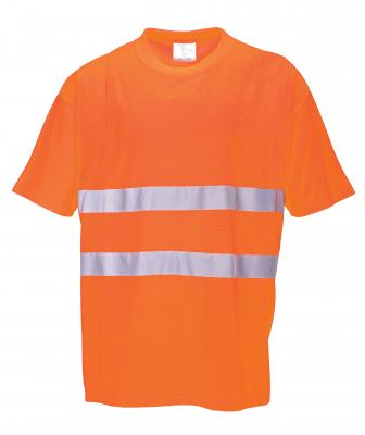 COTTON COMFORT T reflexné tričko