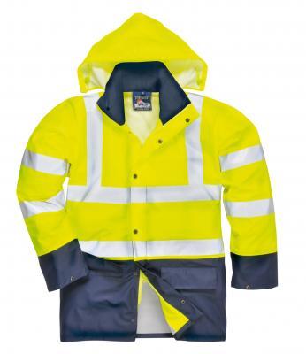 SALTEX ULTRA TWO TONE bunda do dažďa reflexná