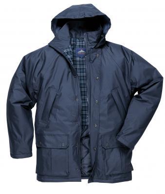 DUNDEE zateplená bunda do dažďa