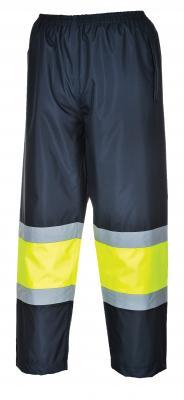 OXFORD W300D CONTRAST nohavice do dažďa reflexné