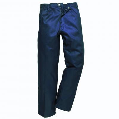 PLEATED pracovné nohavice