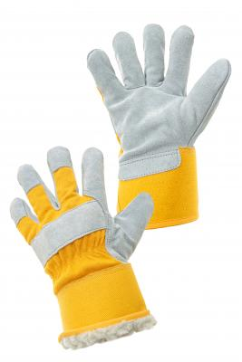 DINGO WINTER rukavice kombinované zateplené