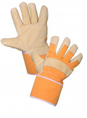 BRIAN WINTER rukavice kombinované zateplené