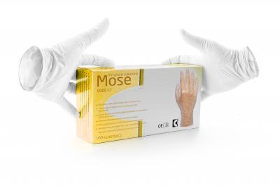 MOSE rukavice jednorázové