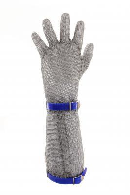 RETON rukavice kovové s manžetou