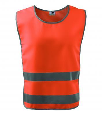 CLASSIC SAFETY reflexná vesta