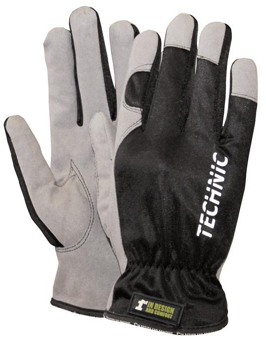 1st TECHNIC rukavice kombinované