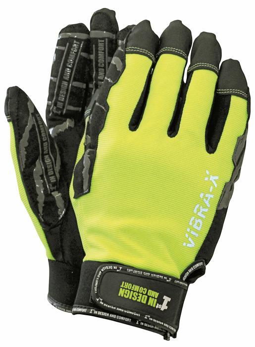 1st VIBRA-X rukavice kombinované
