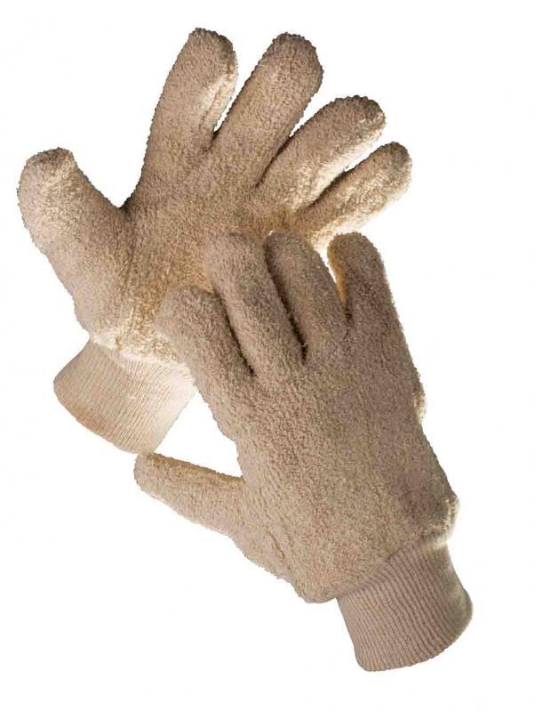 DUNLIN rukavice froté