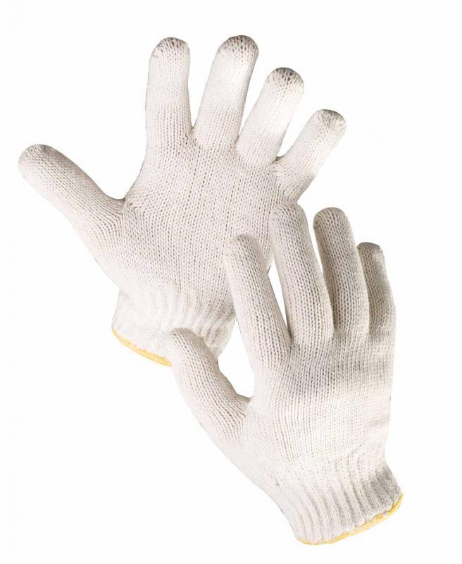 AUK rukavice pletené