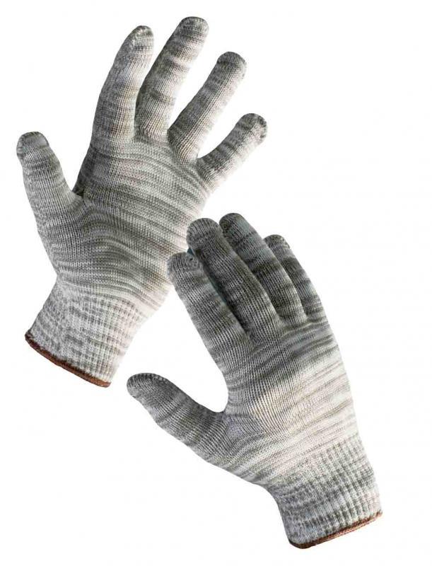 BULBUL rukavice pletené