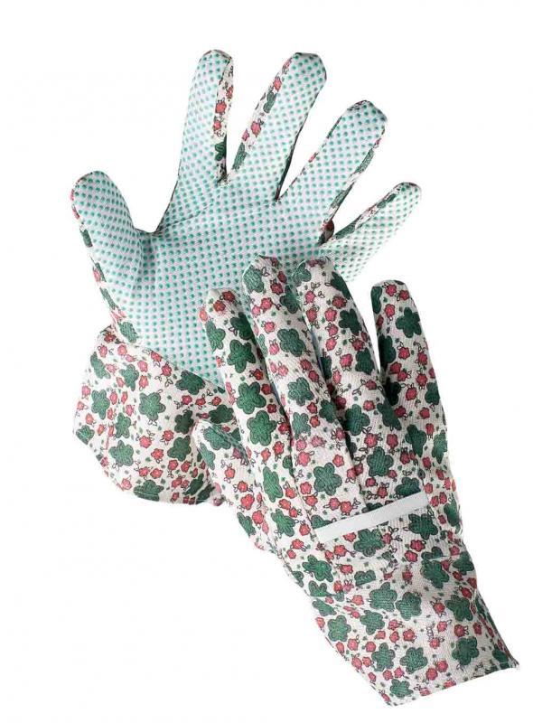 AVOCET rukavice textilné povrstvené