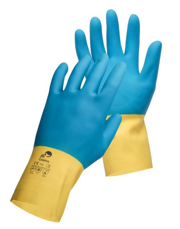 CASPIA rukavice chemické