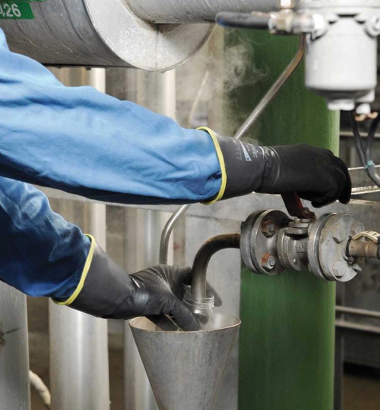 ALPHATEC TM 58-270 rukavice chemické