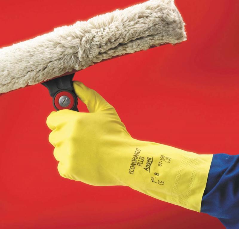ECONOHANDS PLUS 87-190 rukavice na upratovanie