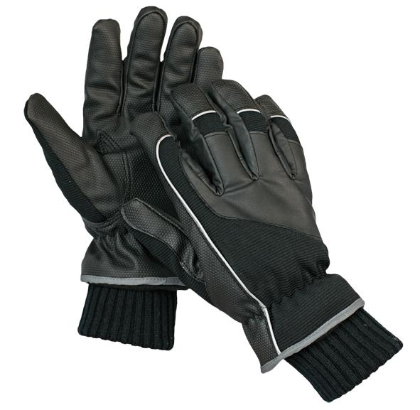 ATRA rukavice kombinované zateplené