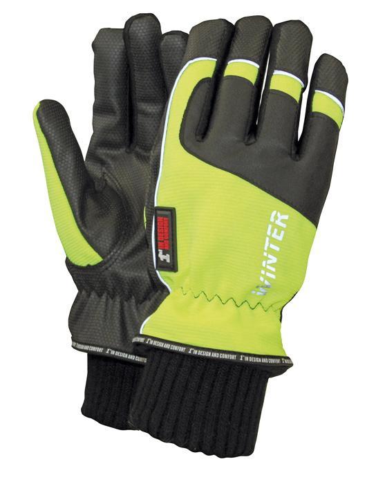 1st WINTER rukavice kombinované zateplené