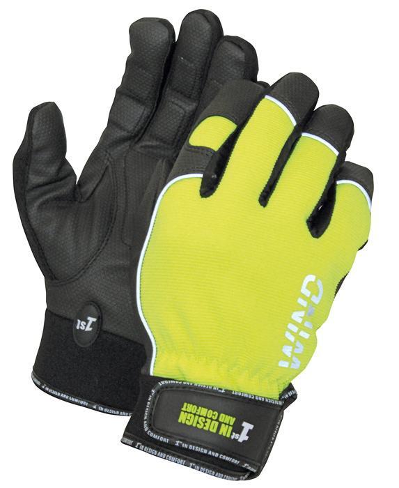 1st WIND rukavice kombinované zateplené
