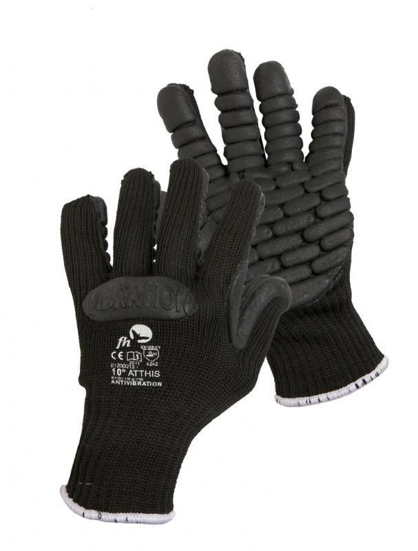 ATTHIS rukavice kombinované