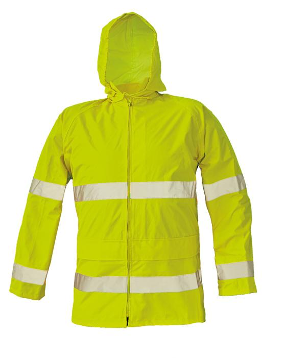 GORDON bunda do dažďa reflexná