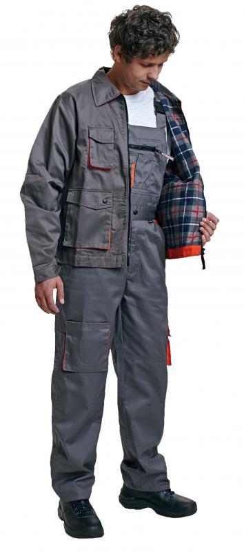 DESMAN bunda - zateplený variant