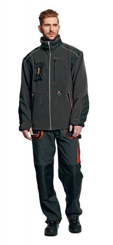 EMERTON zimní fleecová bunda