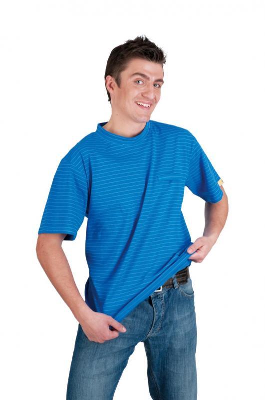 EDGE ESD tričko s krátkym rukávom