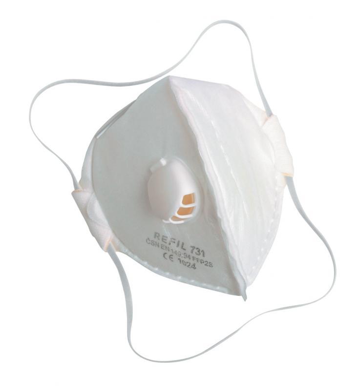 REFIL 731 FFP2 respirátor(balenie 15ks)