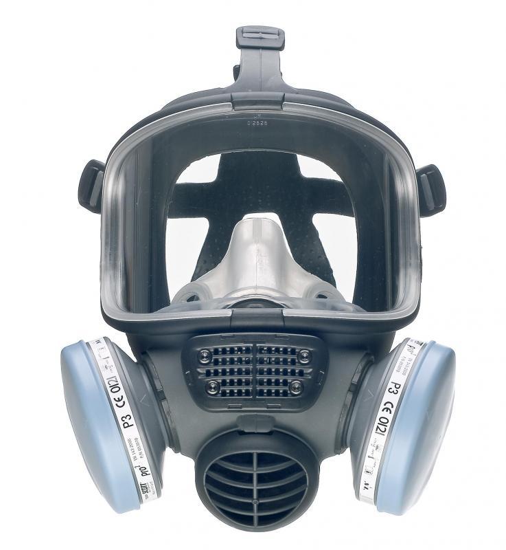 SPIROTEK FM9500 celotvárová maska