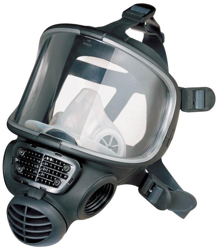 SPIROTEK FM9000 celotvárová maska
