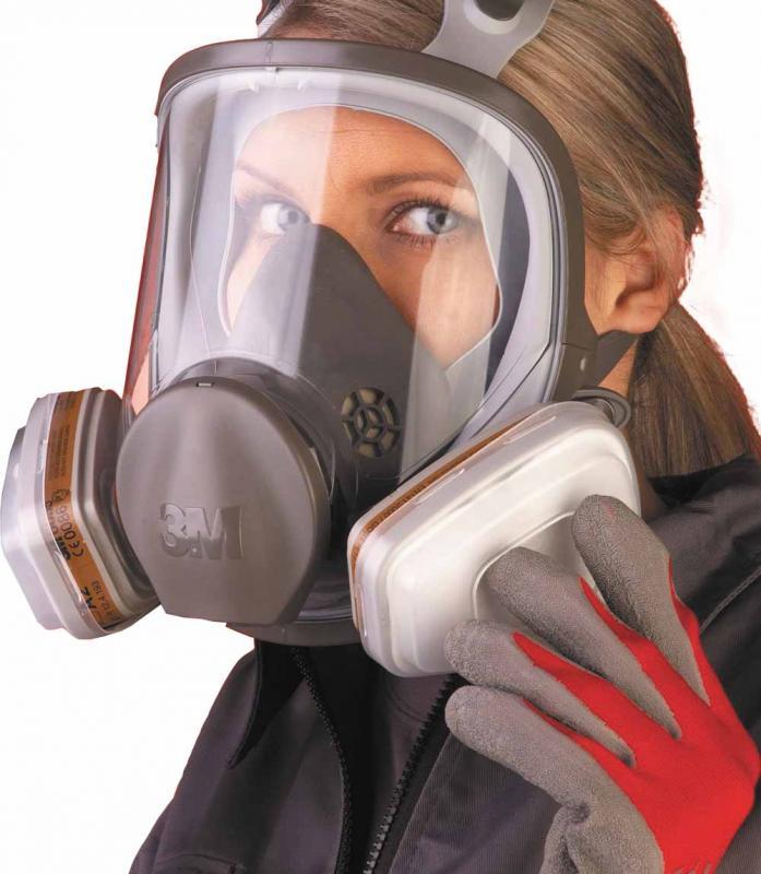 3M 6700, 3M 6800 Celotvárová maska